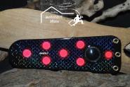 Grizzly Flasher 20,5 cm- Trolling Flasher - 18 Schleppeinstellungen + Geräuschkapsel