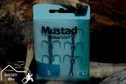 Mustad Ultra Point # 1/0 - Micro sharp - Lachstrolling