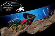 Jenzi Phantom F  Spinner - Jenzi Phantom F  Spinner 17g -  rotiert durch das Wasser & lockt so jeden Räuber an