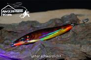 Kinetic Gobi 20g 80mm Köder für Meerforelle, Dorsch und Hornhecht   UV Real Goby