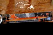 X-Pro Speedpilker 150g Speedjigging - Shiny Jig - 22cm x 6mm x 1,5 cm