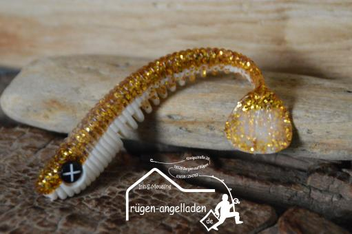 Monkey Lures - Big Mama´s - 10cm Gold Rush