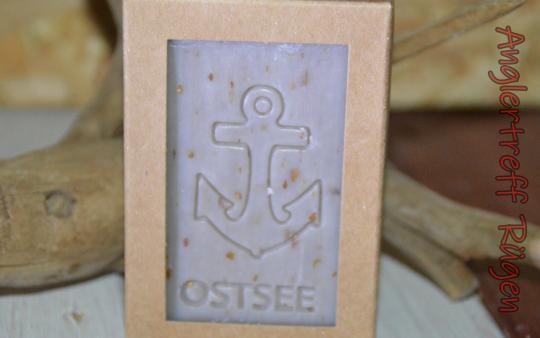 Ostsee Seife 5x8cm  - Motiv Anker - Wild Country