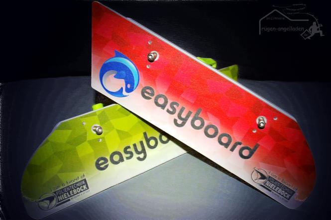 Easyboards  Scherbretter  1 Paar - Lachstrolling Seeforelle Merrforelle Bayern Kiel
