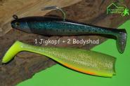 Illex Nitro Shad - 25 cm - 250g - Großfischköder