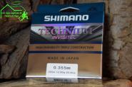 Shimano Technium 0,355mm - 300m - 12 kg - 26.40 LB - Strelasund Ostsee Bodensee Schweiz Östereich