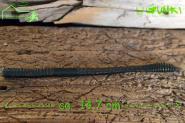Gunki Vista Worm 14,7 cm - Schwarzbarsch  Flussbarsche Barsch Zander - Rügen - Spanien