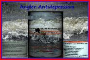 Angler & Anglerinnen  - Anglerdepressiva - Scherzartikel Geschenkidee