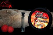 Quantum Bloody Chicken Pop Up's 16mm 20mm 75g + Liquid Boilies Baits