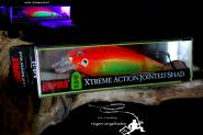 Rapala Wobbler - Xtrem Action Joint  ted Shad ;1,20 - 2,40 Lauftiefe