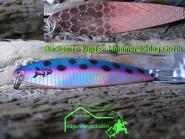 Salmon Doctor M King Salmon 110mm 22g - Ostsee Bodensee Schweiz - Lachs Forellen