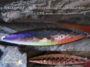 Breakpoint XL - Lachsblinker Trolling Seeforellen Meerforellen Rügen Stralsund Glowe Bodensee Forellen...