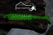 Delalande Skeleton Cartreuse Glitter 8 cm