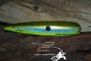 Grizzly Big Salmon -14 - GrSiGe1P 150 mm Trollinglöffel -Trollingblinker - Schleppblinker