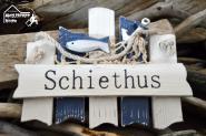Schiethus - maritime Deko - Deko Schild