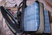 Rapalla Sling Bag - Schulterbag zum Angeln