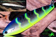 Salmon Doctor M Royal Flash 110mm 22g UV aktiv - Ostsee Bodensee Schweiz - Lachs Forellen