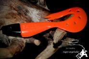Delalande SANDRA 16cm - Orange Tete Noir - Ostsee Bayern Schweden Dänemark