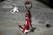Schlüsselanhänger Anker