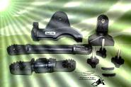 Scotty 388 Baitcaster Combo  Kit - Bootsrutenhalter