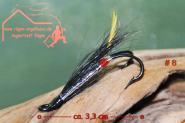 Turrall  Double Salmon  # 8 - Handgebunden